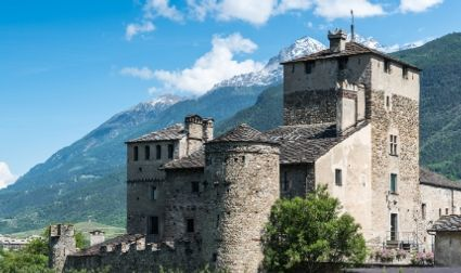 Aosta Valley Castles