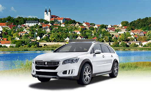 Rent a Car in Hungary