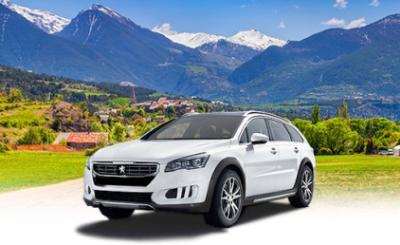 Cheap Car Rental Annecy France