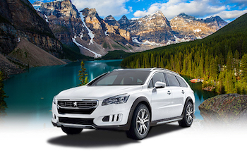 Canadian Car Rentals at a Great Rate