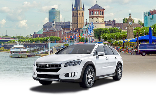Cheap Car Rental Dusseldorf