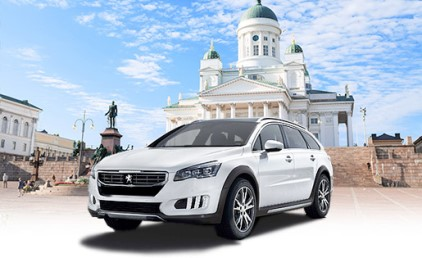 Cheap Car Rental Helsinki