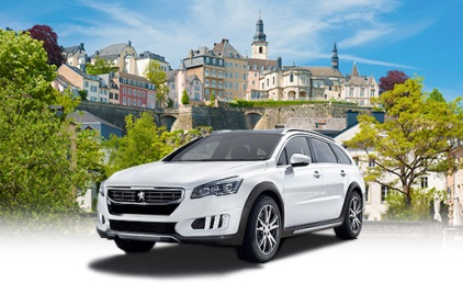 Cheap Car Rental Luxembourg City