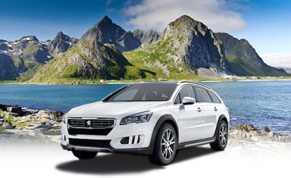 Rent a Car in Norway