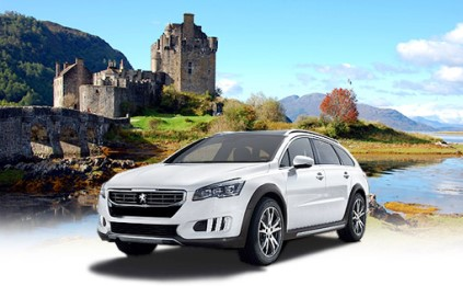 Cheap Car Rental Edinburgh Scotland