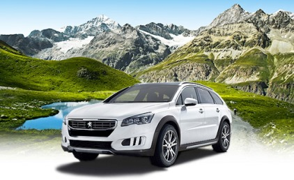 Find a Cheap Bern car rental in Switzerland