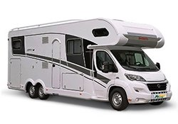 Affordable motorhome rentals in Latvia