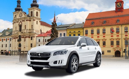 Cheap Car Rental Brno