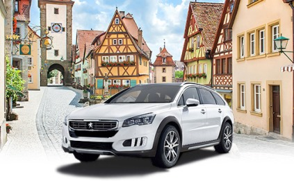 Cheap Car Rental Mainz