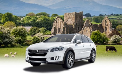 Cheap Car Rental Donegal