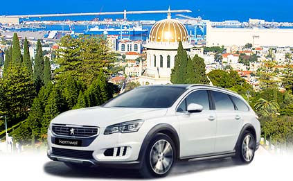 Cheap Car Rental Israel