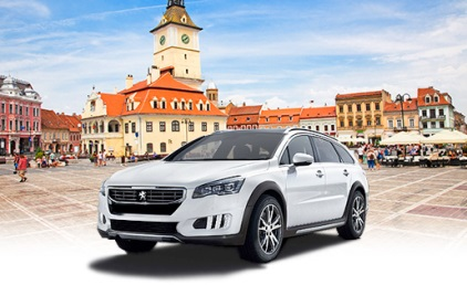 Cheap Car Rental Romania