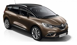 Renault Grand Scenic Car Lease