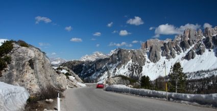 Best Driving Roads in Italy