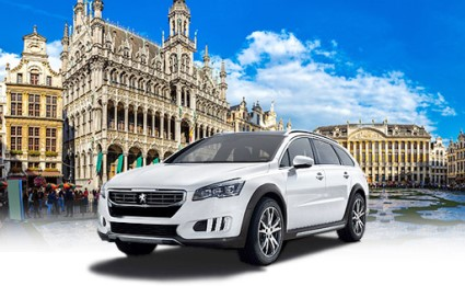 Car Rental Mons Belgium