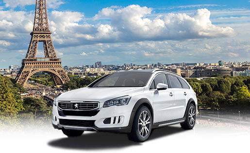 Cheap Car Rental France